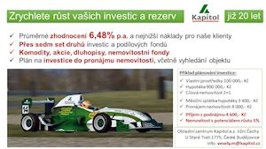 Hypoteční centrum Kapitol Písek - Lorenc Petr - profilová fotografie
