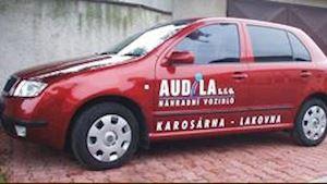 AUDILA, s.r.o. - profilová fotografie
