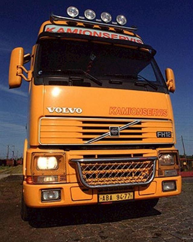 KAMIONSERVIS Praha, a.s. - mezinárodní kamionová přeprava - fotografie 6/23
