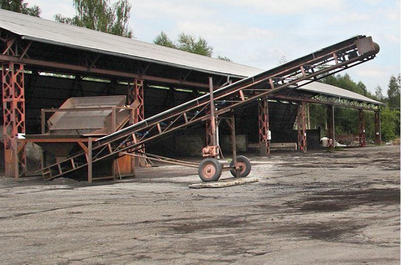 Kaucký uhelné sklady, AST Coal Trans s.r.o. - fotografie 3/4