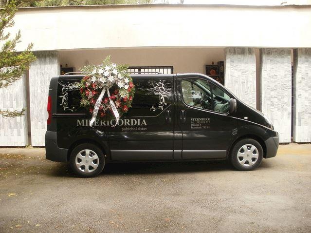 Pohřební služba MISERICORDIA s.r.o. - fotografie 4/11