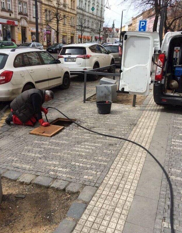 Čištění odpadů a kanalizace Kladno - Jan Fessl
