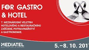 FOR GASTRO&HOTEL - Smart Cities moderní  technologie MEXT.CZ