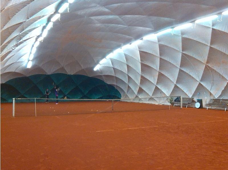 Tenis - Centrum Český Krumlov - fotografie 8/15