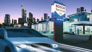 Bosch Car Servis Chládek