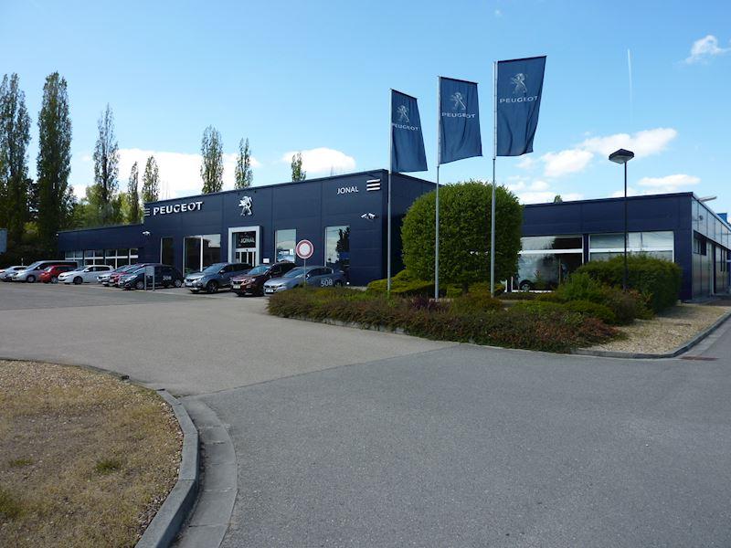 Peugeot Jonal, spol. s r.o. - fotografie 13/15
