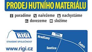 Hutní materiál - RIGI stavební společnost, s.r.o.