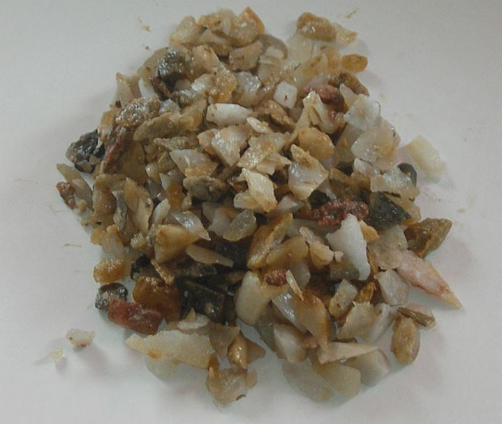 Kamenivo drcené prané 4–8 mm