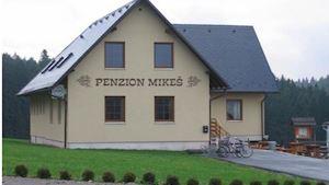 PENZION MIKEŠ - Miloslav Brabec