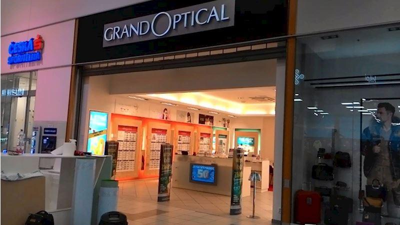 Prodejna GrandOptical Avion Shopping Park Ostrava