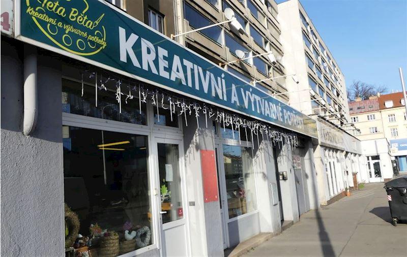 Prodejna Teta Běta Kreativní a výtvarné potřeby