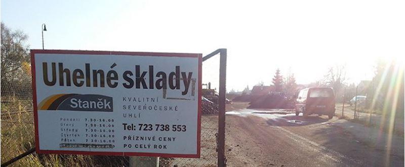 Uhelné sklady Staněk - fotografie 3/11