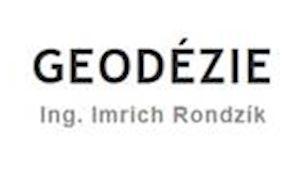 GEODÉZIE - Ing. IMRICH RONDZÍK