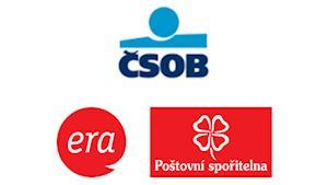 Finanční centrum Era a Poštovní spořitelna Český Těšín