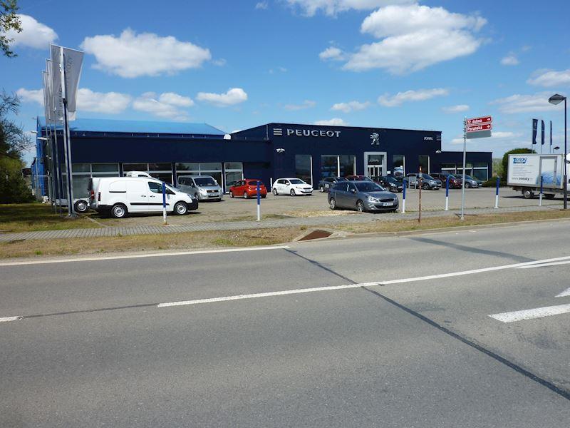 Autoservis Peugeot Jonal, spol. s r.o. - fotografie 1/16