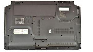 Acer 6532 Plastový díl D pro Notebook / Laptop
