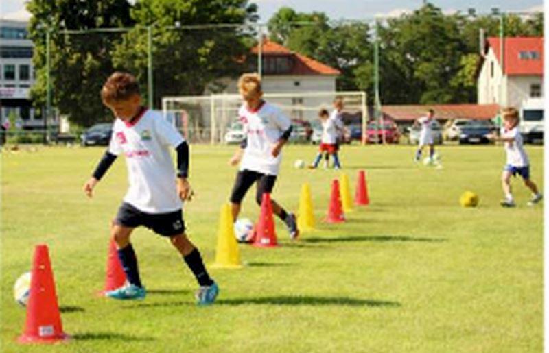 Fotbalový kemp Erpet