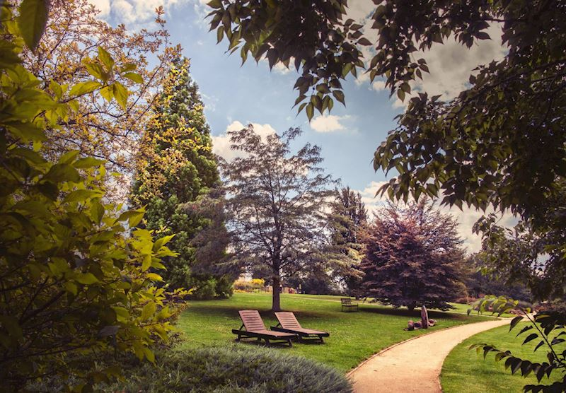 Botanická zahrada Praha - fotografie 17/25