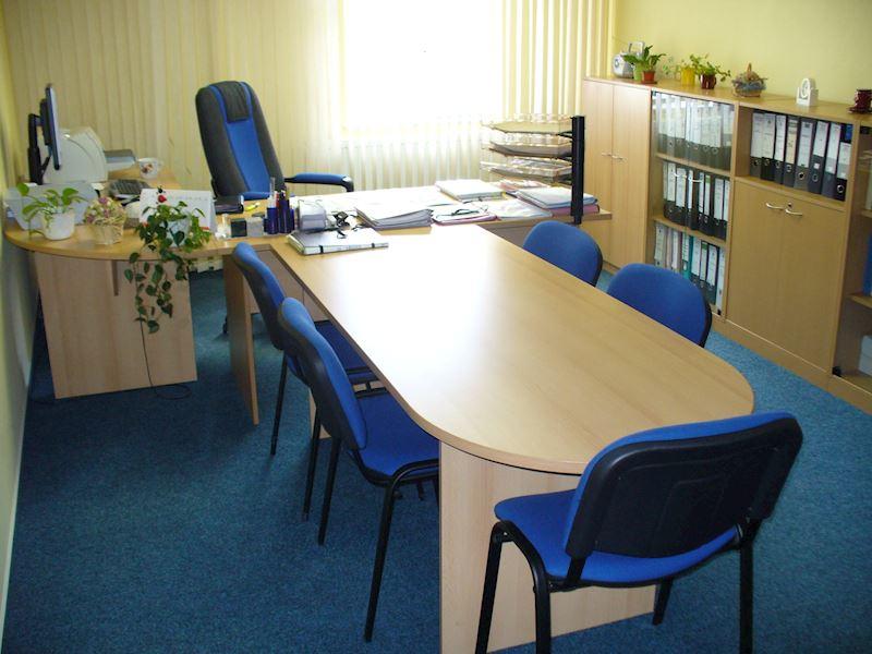 Kancelář vedoucí odboru