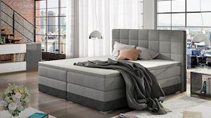 POSTEL-POSTELE.CZ / moderní manželské postele a Boxspringy za levné ceny a s dopravou zdarma !