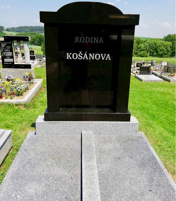 Kamenictví Honzík- pomníkové díly, kamenné parapety, kuchyňské desky Příbram, Dobříš, Březnice - fotografie 50/97
