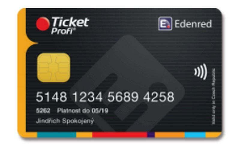 Ticket Profi Card