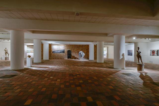Galerie výtvarného umění v Mostě, příspěvková organizace - fotografie 3/15