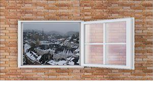 Proč větrat v zimě rekuperací a ne oknem?