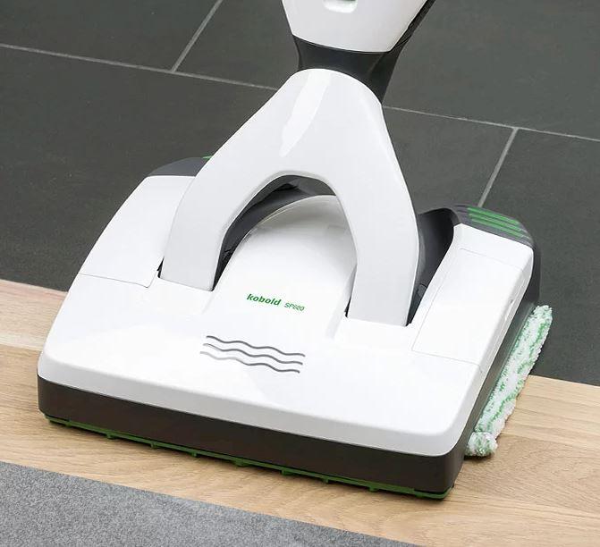 Čistič pevných podlah Kobold SP600
