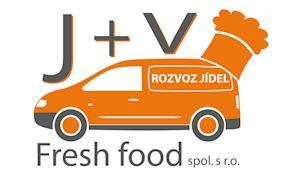 Rozvoz jídla a obědů Ústí nad Labem - J+V FRESH FOOD s.r.o.