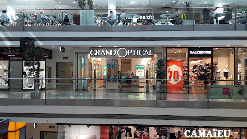 Prodejna GrandOptical Atrium Flóra