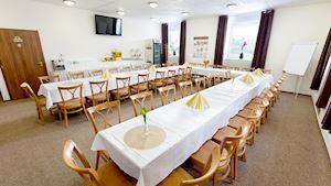 Konference a školicí místnost