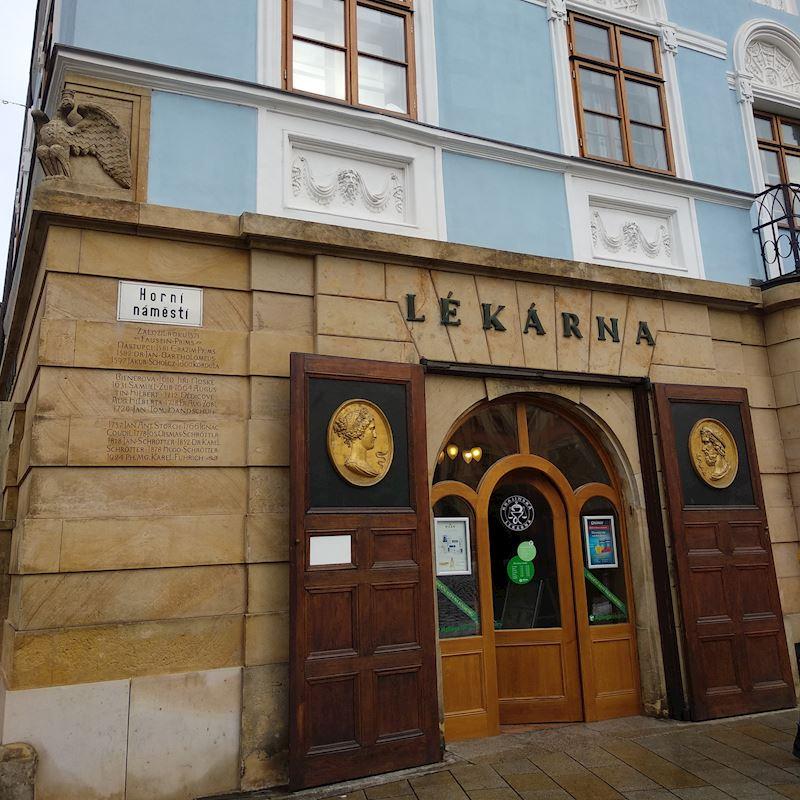 Krajinská lékárna Olomouc - fotografie 3/7