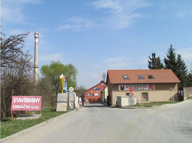 Stavebniny Praha-Jinonice