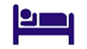 Ubytování - Penzion Navara Kolín - 500 Kč/noc jednolůžkový pokoj