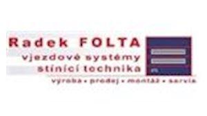 Folta Radek - vjezdové systémy