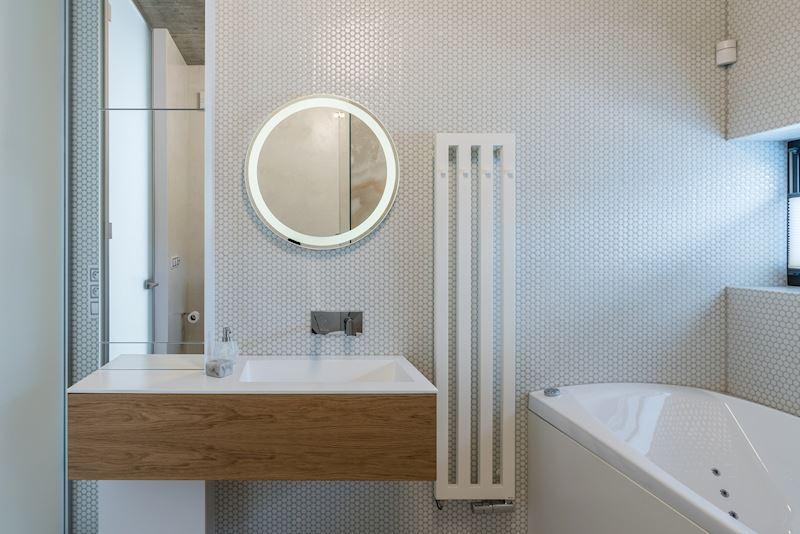 Menší koupelna pro hosty