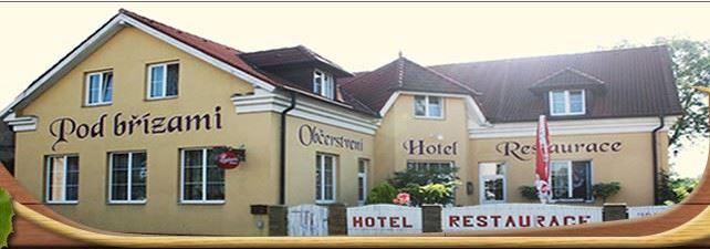 Hotel a restaurace Pod Břízami** - fotografie 1/21