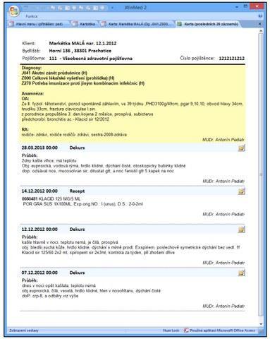 DATA-PLAN Bohemia spol. s r.o. - zdravotnický software - fotografie 16/20