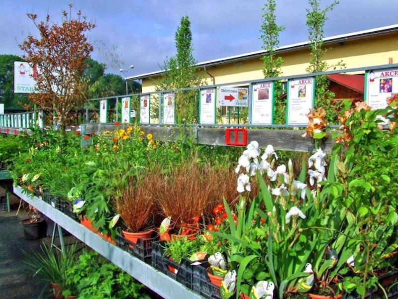Zahradní centrum Starkl
