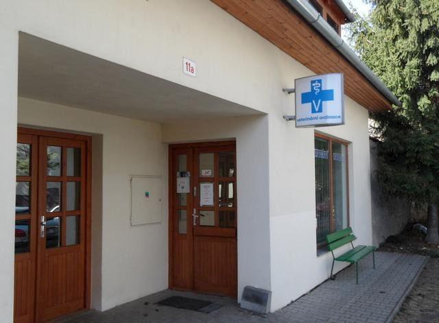 Veterinární ordinace - MVDr. Petr Vymazal - fotografie 1/15