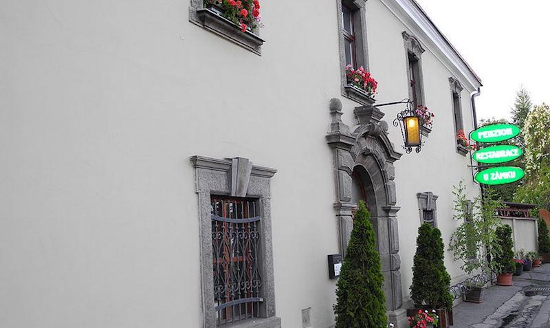 Penzion a Restaurace U Zámku - fotografie 2/8
