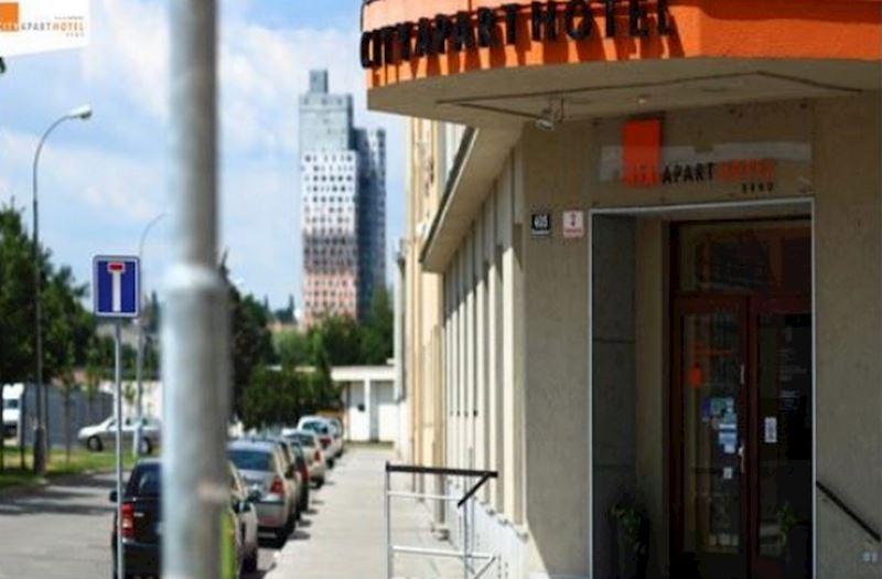 City Apart Hotel Brno - fotografie 19/19