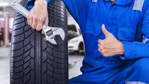Obchod pneu s. r. o. - profilová fotografie