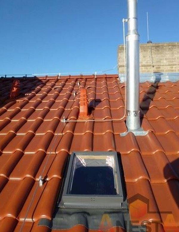 Anesta s.r.o. - střechy, fasády Praha - fotografie 1/20
