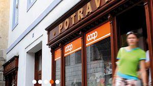 COOP - Jednota Toužim, spotřební družstvo