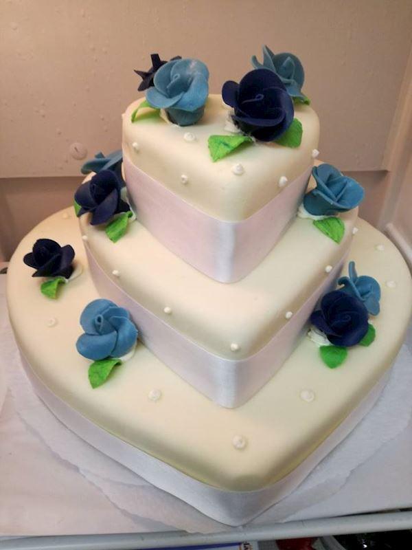 Svatební dorty Úvaly