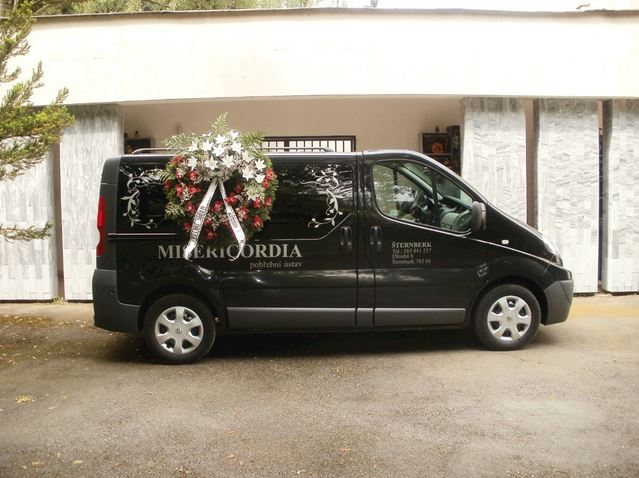 Pohřební služba MISERICORDIA s.r.o. - fotografie 5/12