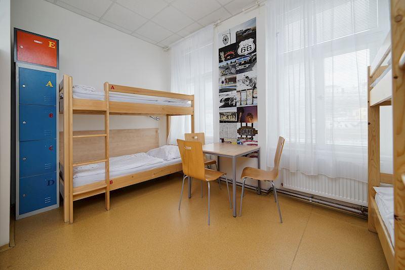 Hostel Florenc - fotografie 14/15