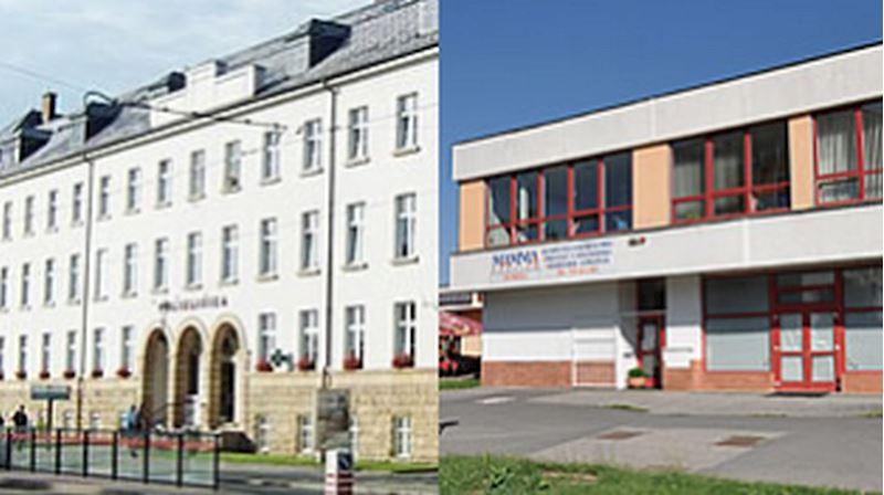 Poliklinika a Mammacentrum Olomouc